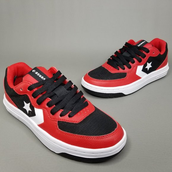 Converse Rival Ox Athletic Shoes Red
